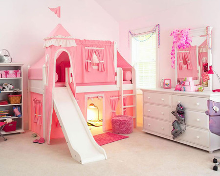 cute-loft-beds-for-girls
